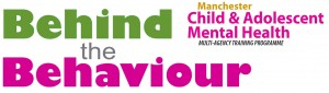 CAMHS and Behind the Behaviour mental health training partners